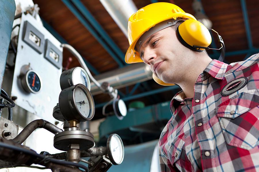 Gehörschutz für Industrie und Handwerk