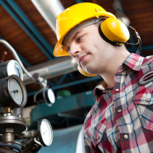 Gehörschutz für die Industrie & Handwerk