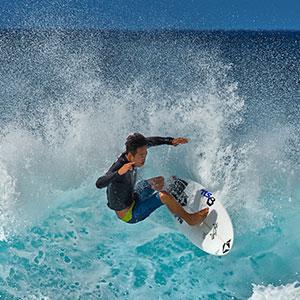 Gehörschutz für Surfer