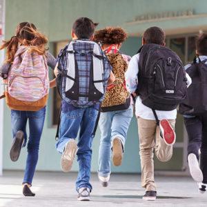 Gehörschutz für Kinder in der Schule