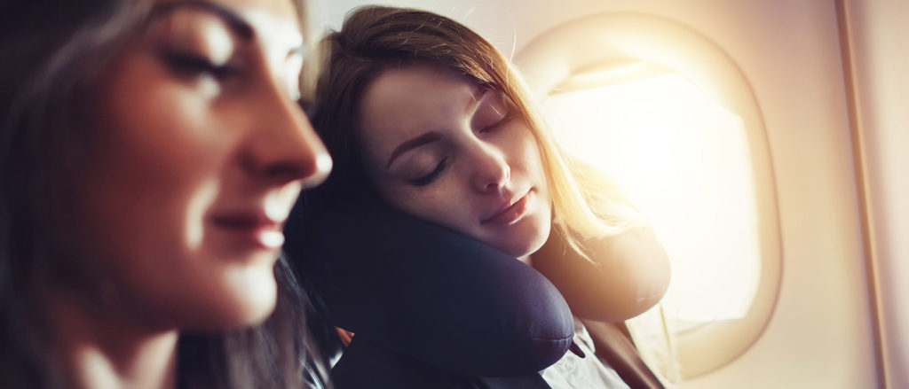 Hearing protection for flying & travelling
