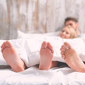 Gehörschutz beim Schlafen