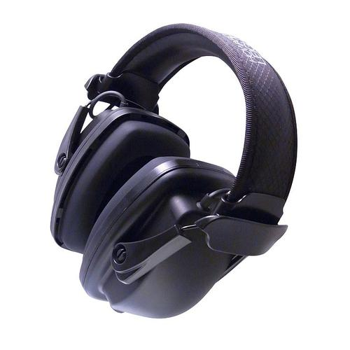 Honeywell Howard Leight Sync Stereo Earmuffs, Hearing protection for work & hobby, with audio connector, SNR 31 dB