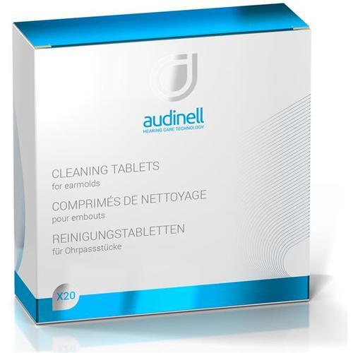Audinell cleaning tablets (20 pieces)