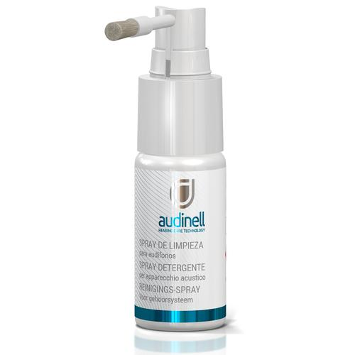 Audinell cleaning spray (30ml, with brush)