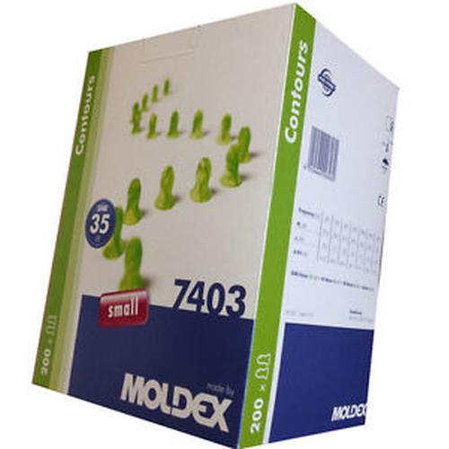 Moldex 7403 Contours small - 200 Paar