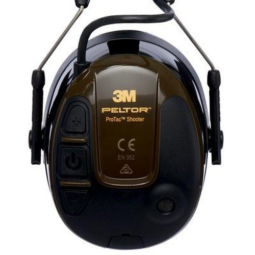 3M Protac Shooter Headset