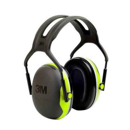 3M Peltor X4A earmuffs, hearing protection for work &...