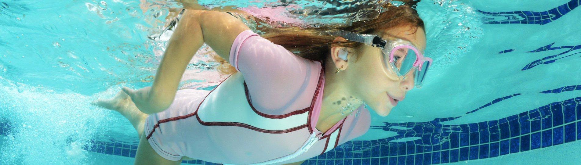 Sorgenfrei schwimmen