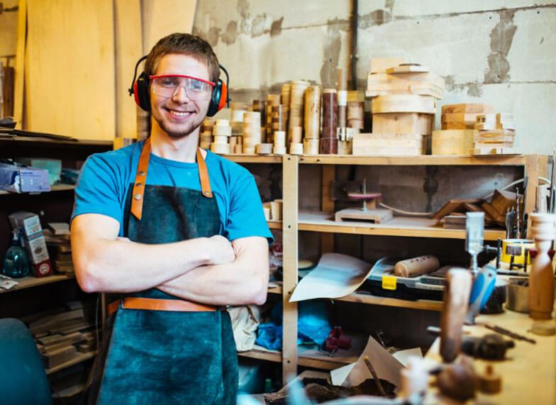 Gehörschutz für Firmenkunden