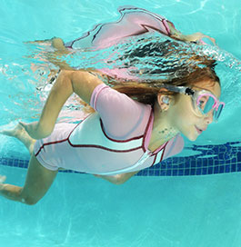 Gehörschutz fürs Schwimmen