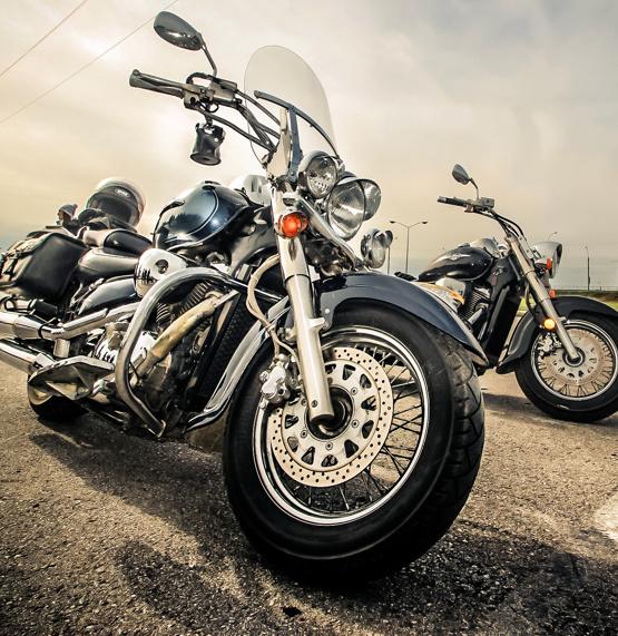 Gehörschutz für Motorradfahrer